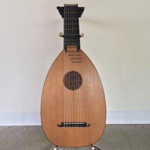 Baroque Instruments Meinl Lute