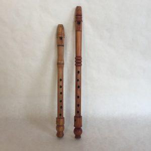 Scandinavian Instruments Spelapipa and Månmarkapipa